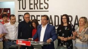 """Fern�ndez Vara (PSOE) afirma que con las elecciones se abre """"un tiempo nuevo"""" marcado por """"cambios"""" donde la """"arrogancia"""" dar� paso a la """"sencillez"""""""