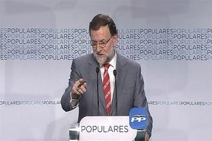 Rajoy no se plantea cambios en el PP pero admite que tienen que ser m�s cercanos y comunicar mejor