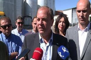 Monago se quedar� como l�der de la oposici�n en Extremadura durante la nueva legislatura
