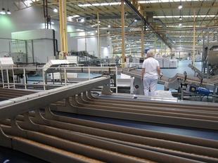 Los precios industriales suben un 0,3 por ciento en julio en Extremadura