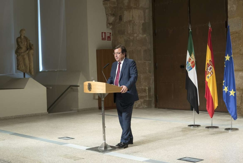 La junta de extremadura eleva una comunicaci n formal al for Transparencia ministerio del interior